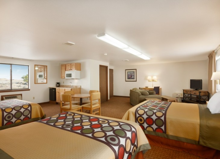 Motel in Cody WY